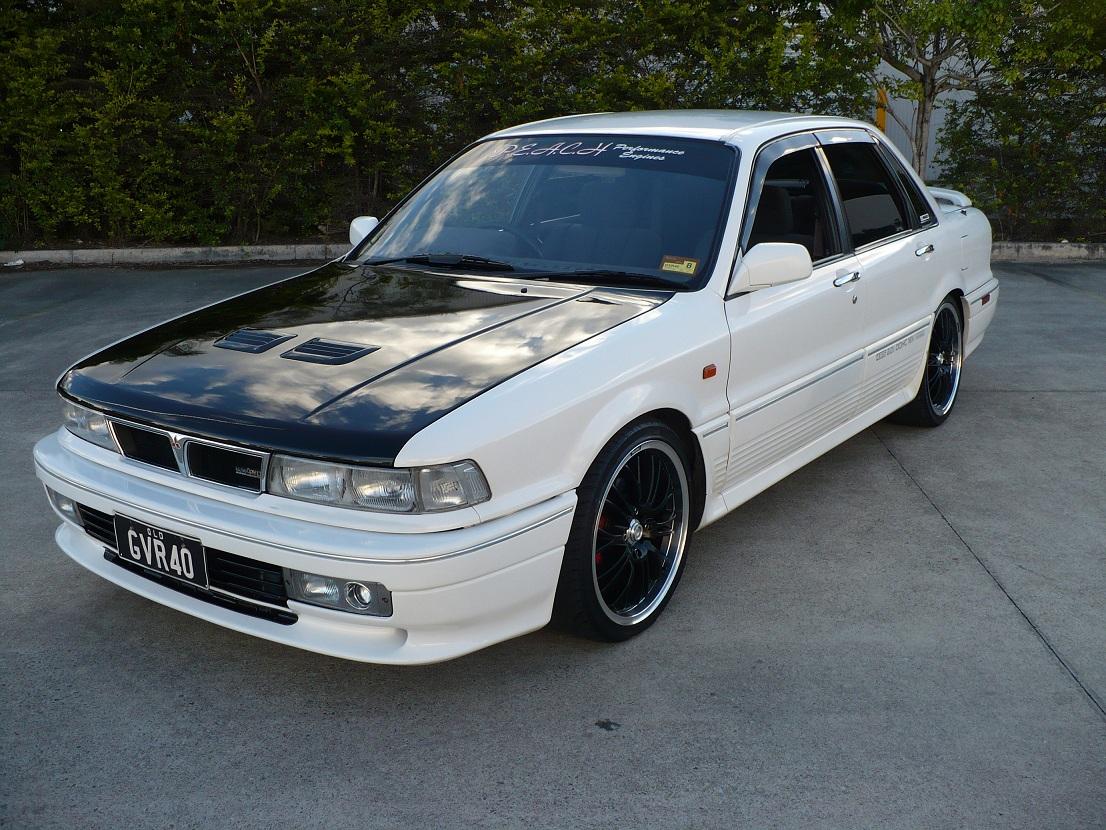 Mitsubishi Galant VR4 (1990) - Garage System - 4GTuner