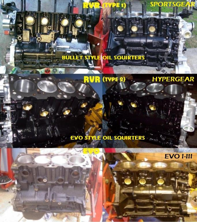 Other 7-bolt engines compatible with Evo1/2/3? 1G in a 2G